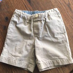 Vineyard Vines shorts toddler 2T khaki